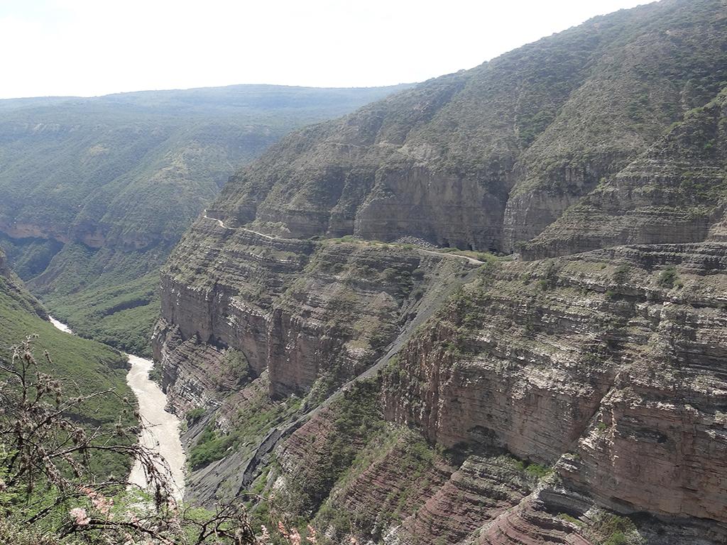 Expedición en busca de especies amenazadas del río Chicamocha – Calidris